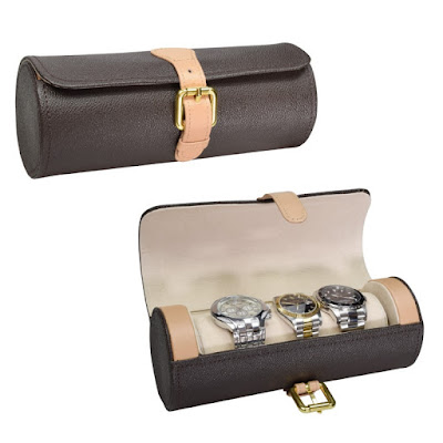 Shop Nile Corp Wholesale Leatherette Watch Storage Case