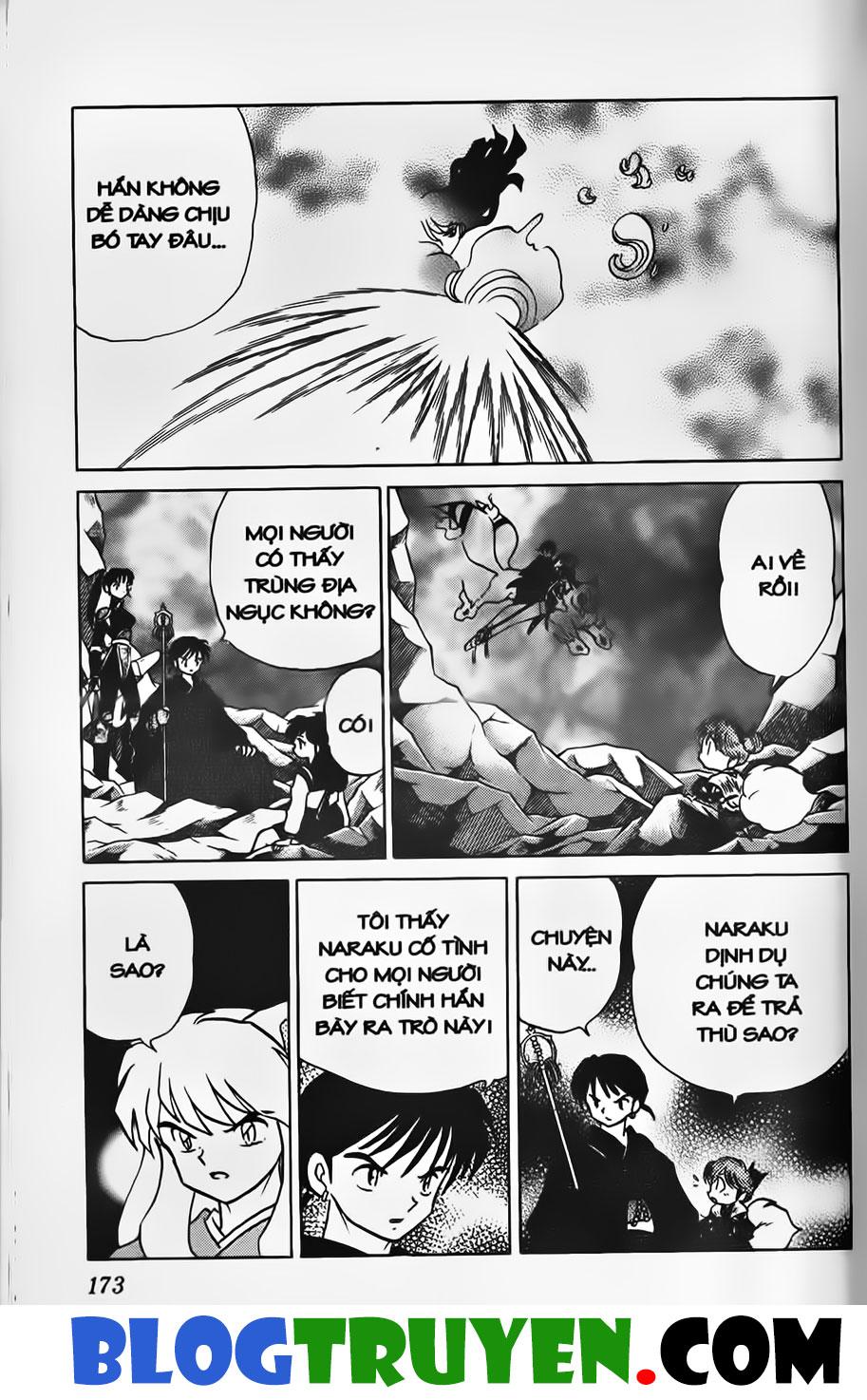 Inuyasha vol 33.10 trang 6