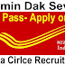 POSTOFFICE JOB FOR THE POSTS OF GRAMIN DAK SEVAKS IN THE CIRCLE (Kerala Circle) - Postofficejob.in