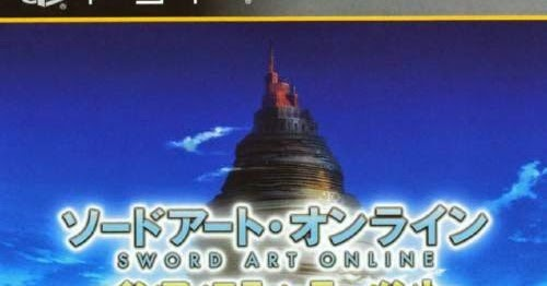 Sword art online game psp english release date in Melbourne