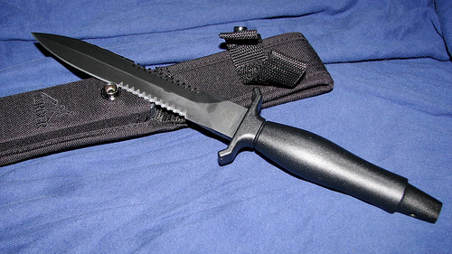 Welcome To The World Of Weapons Gerber Mark Ii