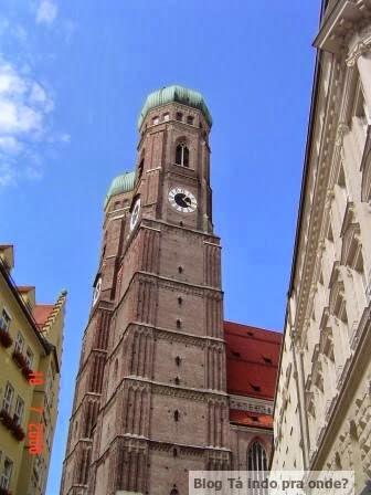 Frauenkirche em Munique