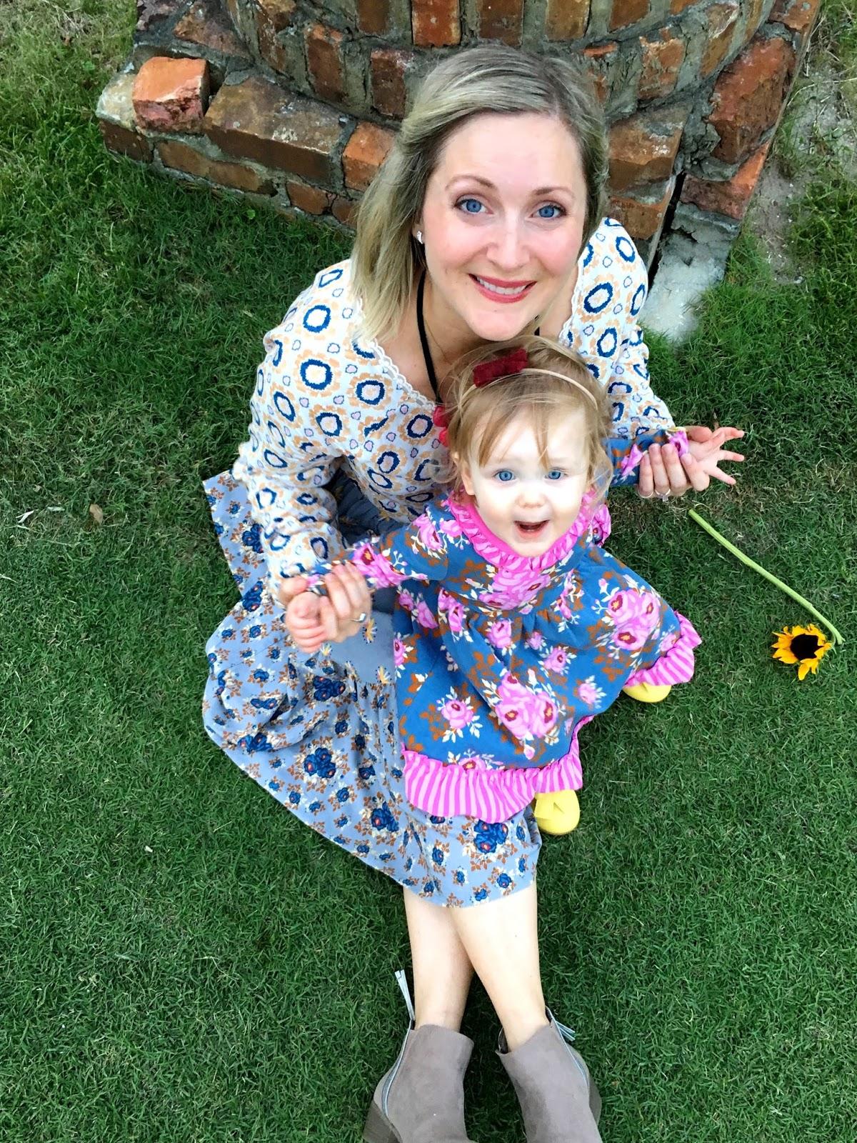 Stylish as a Mother : Fall Fashion Goes Folksy with Matilda Jane