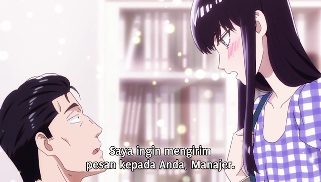 Koi wa Ameagari no You ni Episode 08 Subtitle Indonesia