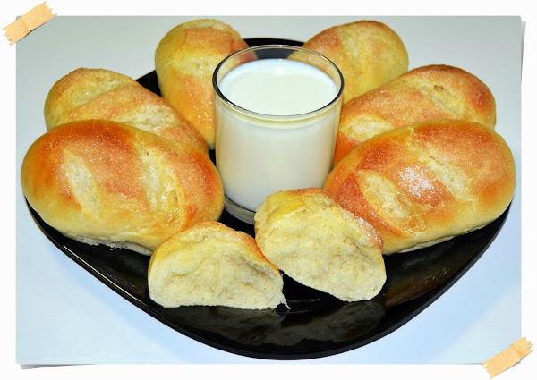 Prepara tu propio pan de leche y haz tus desayunos y meriendas muy especiales