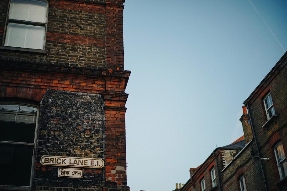 ブリック・レーン(Brick Lane)