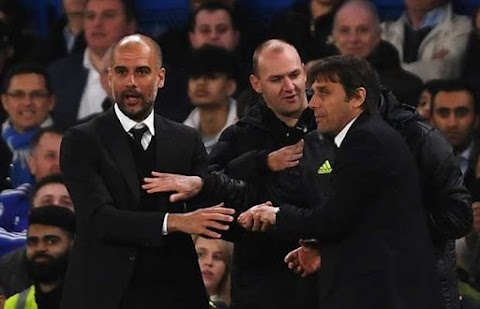 Chelsea has spent big money on players too – Guardiola fires back at Conte