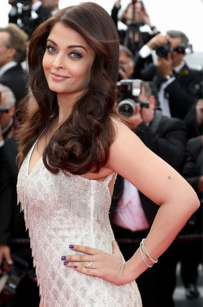 New Aishwarya Rai picture at Cannes