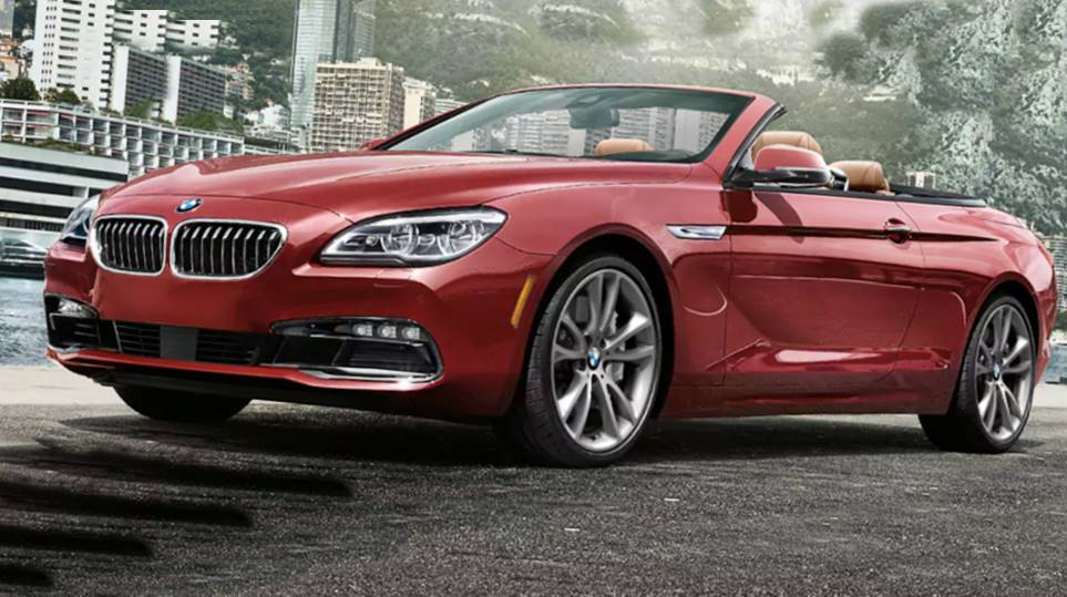 2019 Bmw 650 Release Date >> 2019 Bmw 6 Series Convertible Specs Release Date And Price Cars