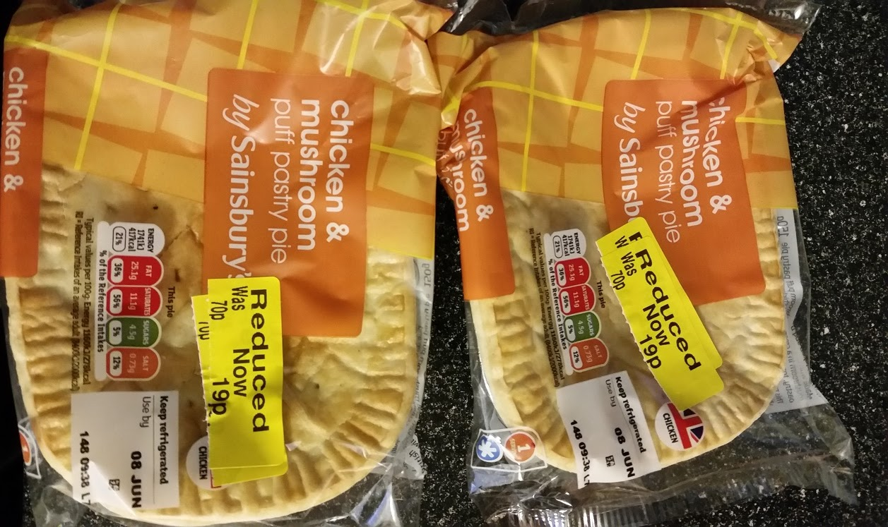 Pierate - Pie Reviews: Can you find a bargain chicken pie ...