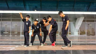 áo nhóm hiphop ở đà nẵng
