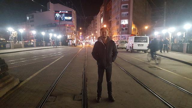 Harun İstenci ile Eskişehir'de Gece Hayatı