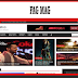 Fag Mag Blogger Template Responsive Free Download