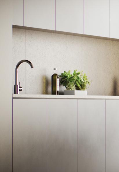studio karin modernt k k med sten som st nkskydd. Black Bedroom Furniture Sets. Home Design Ideas