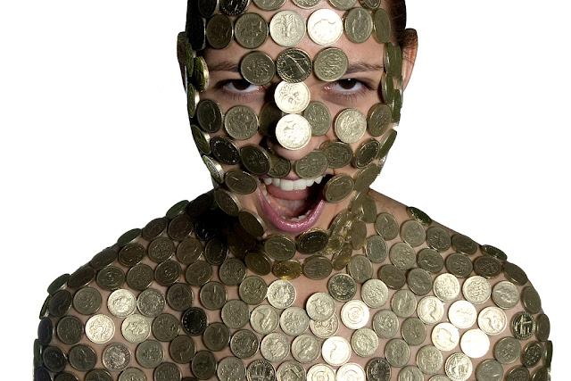 المال ليس كل شيئ !