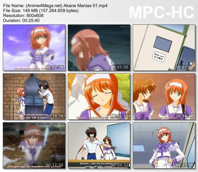 Akane Maniax capturas 01