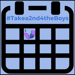 #Takea2nd4theBoys
