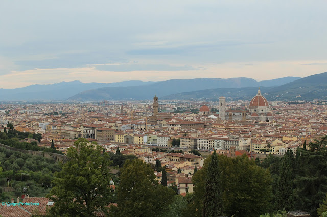 Florencia, Toscana, Italia, camping firenze