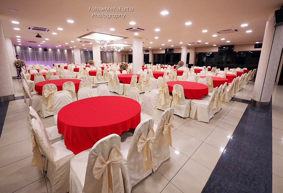 Follow me to eat la malaysian food blog fortuna palace seafood spanking new comfortable newly refurbished banquet hall junglespirit Image collections