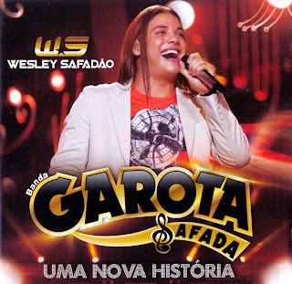 Garota+Safada+ +Uma+Nova+Hist%C3%B3ria+(Frente) Download Cd Garota Safada – Uma Nova História (2012)