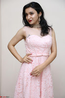 Sakshi Kakkar in beautiful light pink gown at Idem Deyyam music launch ~ Celebrities Exclusive Galleries 018.JPG
