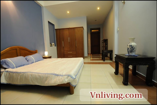 Studio apartment for rent in Nguyen Huu Canh St, Binh Thanh District
