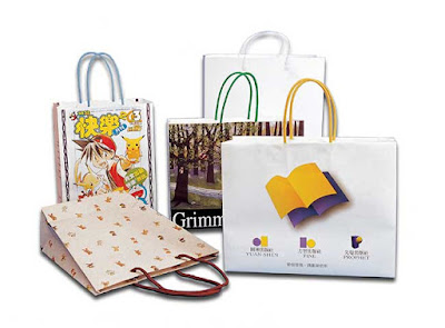 carry bag picture, waterproof carry bag, beautiful printing, synthetic pp paper
