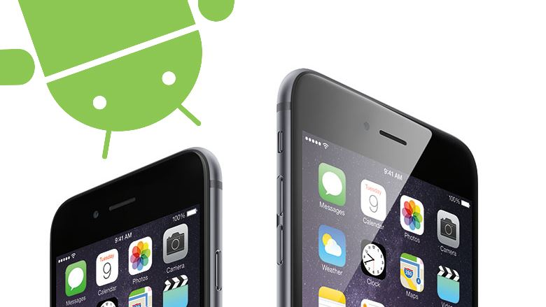 iPhone 6 vs Android