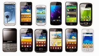 Harga Handphone Samsung 2014 Terbaru Untuk Semua Tipe
