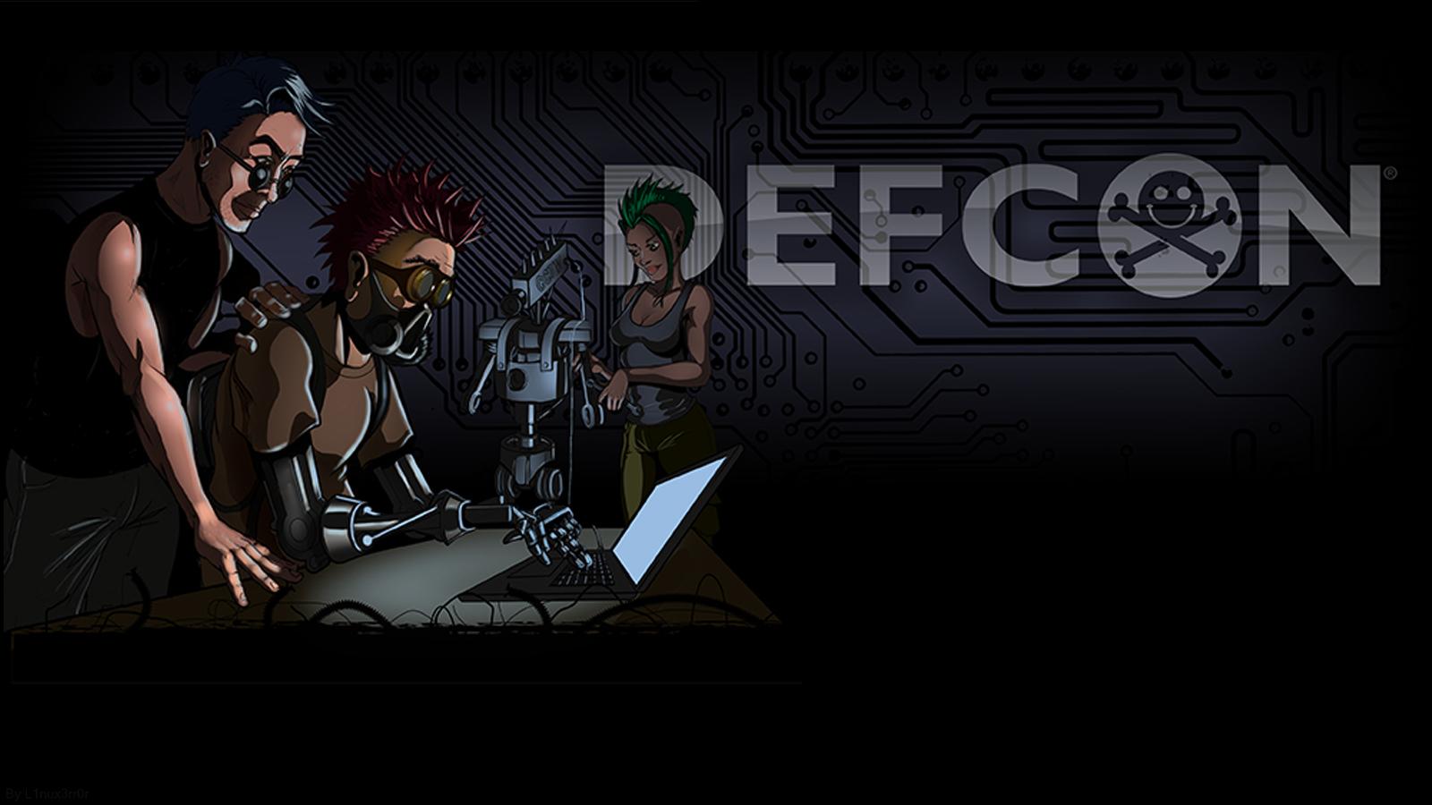 Defcon convention