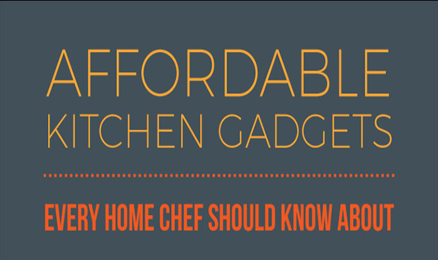 Affordable Kitchen Gadgets Every Home Chef Should Know About