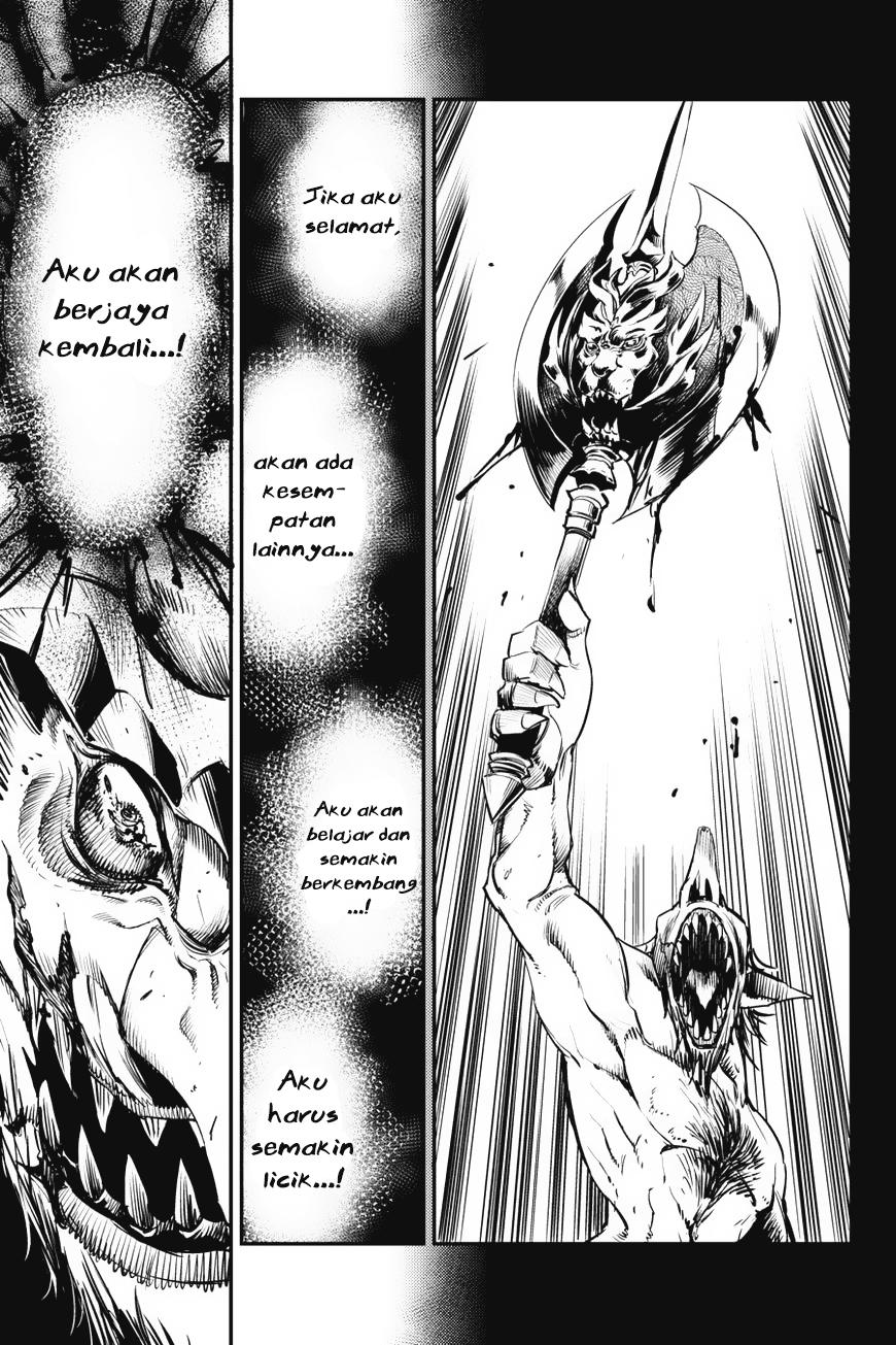 Goblin Slayer Chapter 13-29