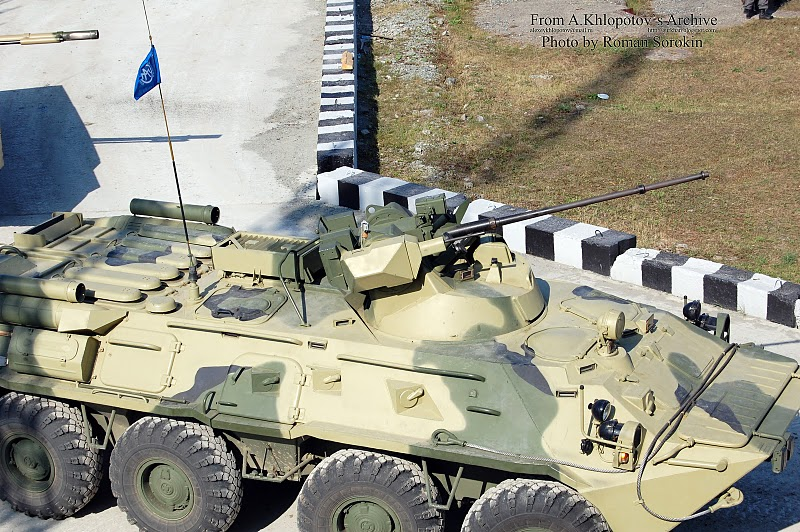 Blog Militarny: BTR 82 A