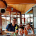 Suzy Rêgo relaxa com a família em Guararema