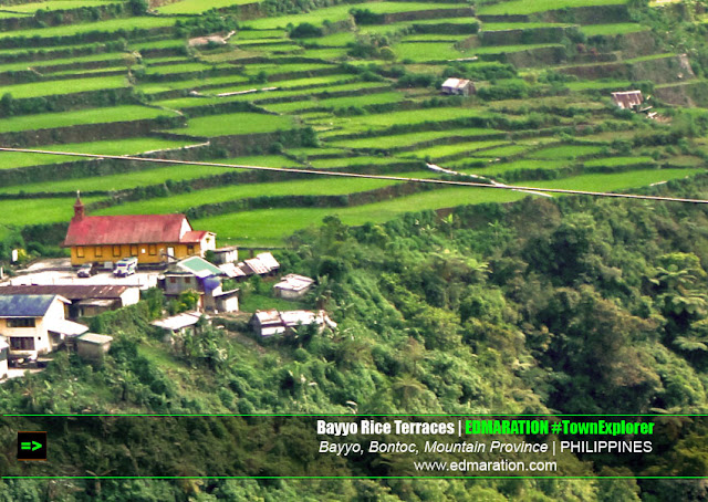 Bayyo Rice Terraces - Bontoc, Mountain Province, Philippines