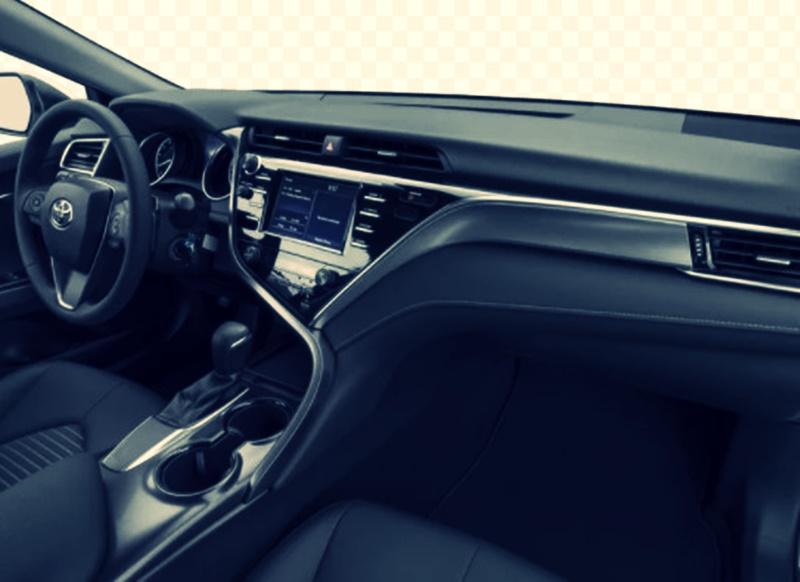 2018 Toyota Camry Interior and Spec