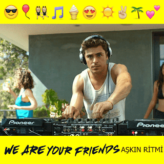 we are your friends-askin ritmi