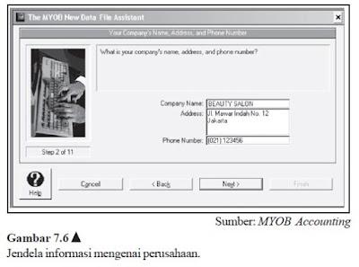 Program Aplikasi Akuntansi 2