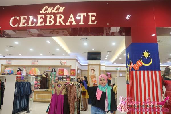 ruangan LuLu Celebrate di Lulu Hypermarket