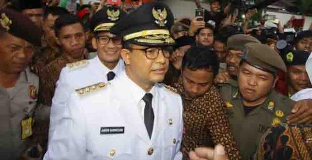 Gubernur DKI Anies Baswedan Tarik Kembali Raperda Reklamasi