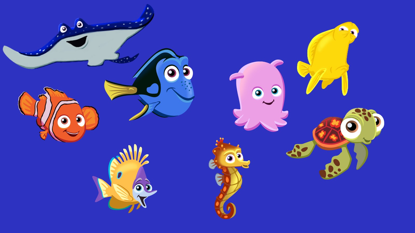 Nemo Characters Pearl | www.imgkid.com - The Image Kid Has It!