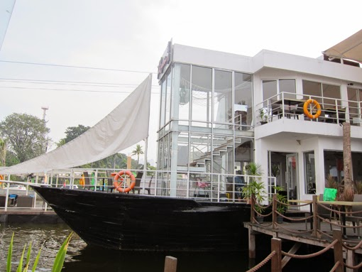 Takigawa Meat Bar On The Boat Ancol