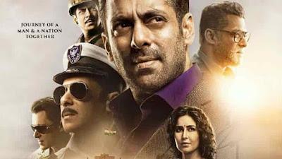 Salman Khan Bharat Movie trailer Released