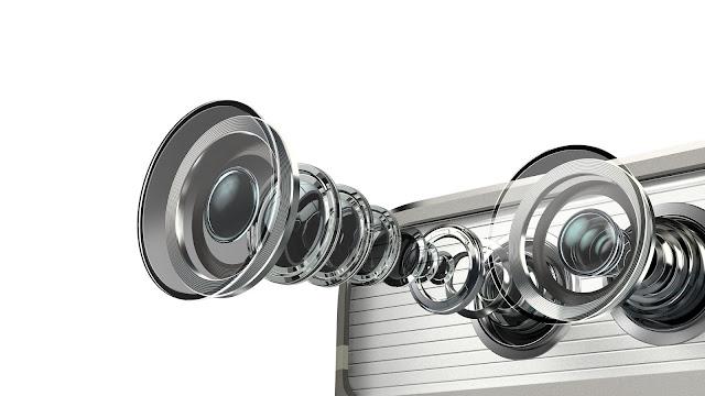 雙相機配置將成為 2017 年主要旗艦手機的相機設計主流,圖片來源:Huawei