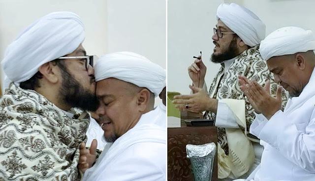 Terbongkar, Inilah Habib Rizieq yang Sebenarnya