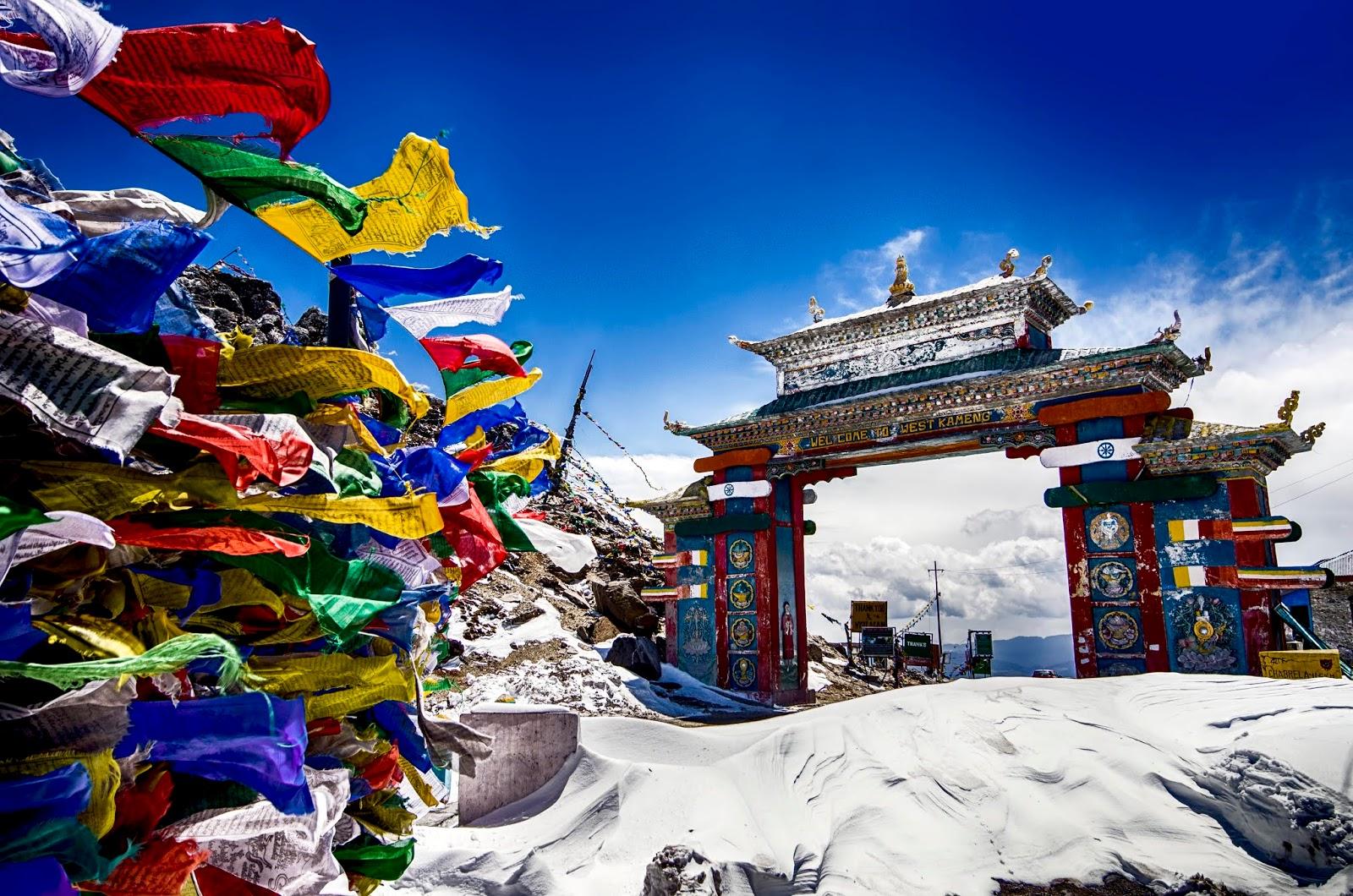 places to visit in Tawang