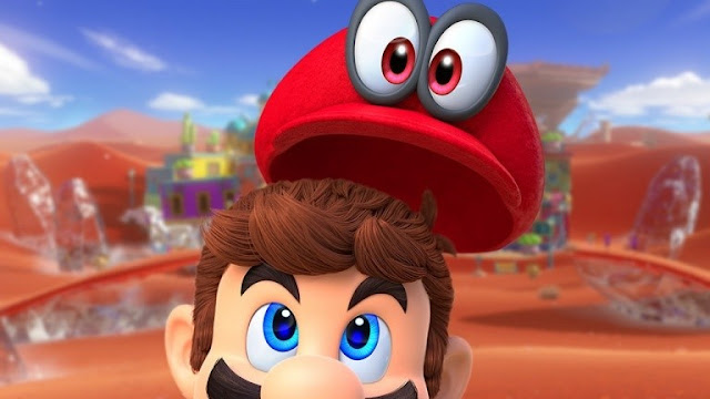 لعبة Super Mario Odyssey أصبحت أسرع إصدار مبيعا لسلسلة Mario في كل من أوروبا و أمريكا