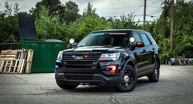 Ford Police Interceptor Review
