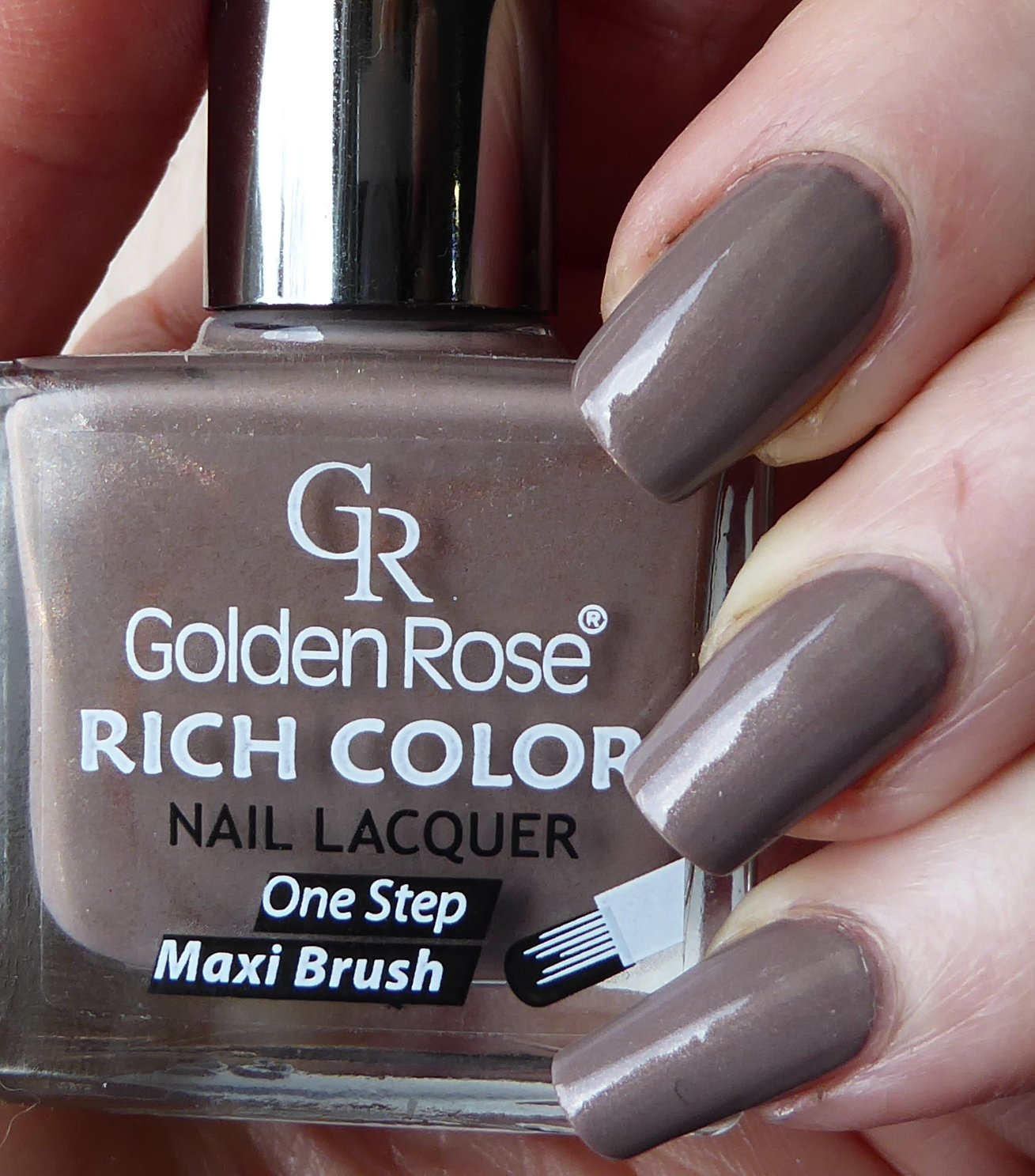 Polishtopia: Golden Rose - Rich Color - 118