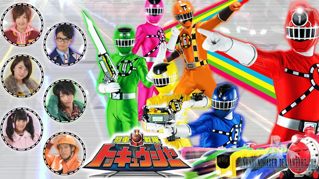 Ressha Sentai ToQger Episode 01 – 47 BATCH Subtitle Indonesia